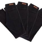 نکاتی برای پوشیدن شلوار جین مشکی