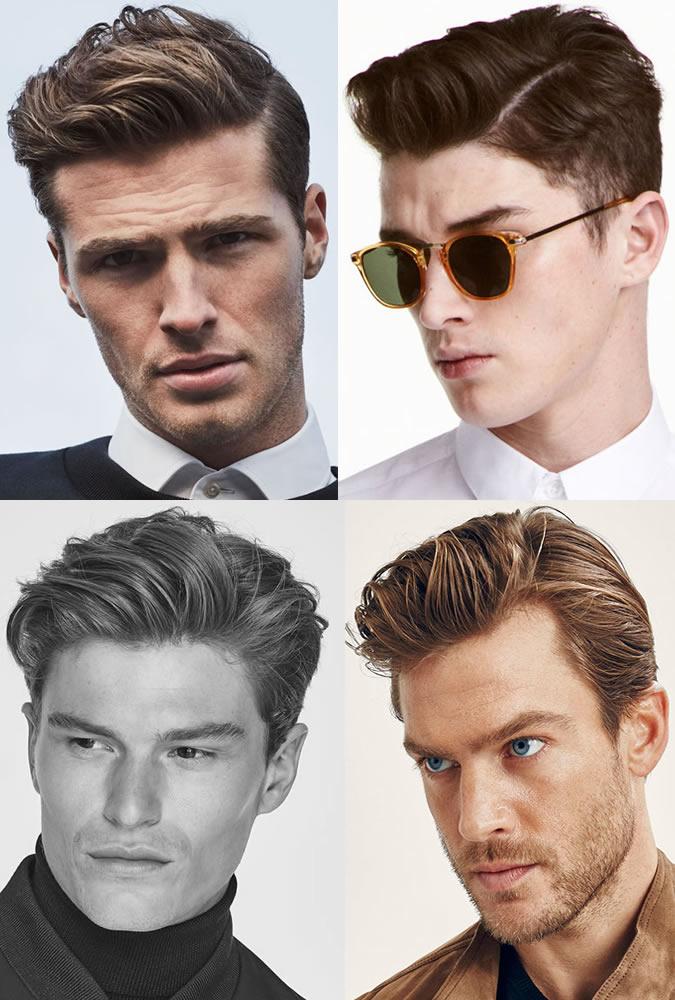 انتخاب مدل مو مردانه مناسب پاییز