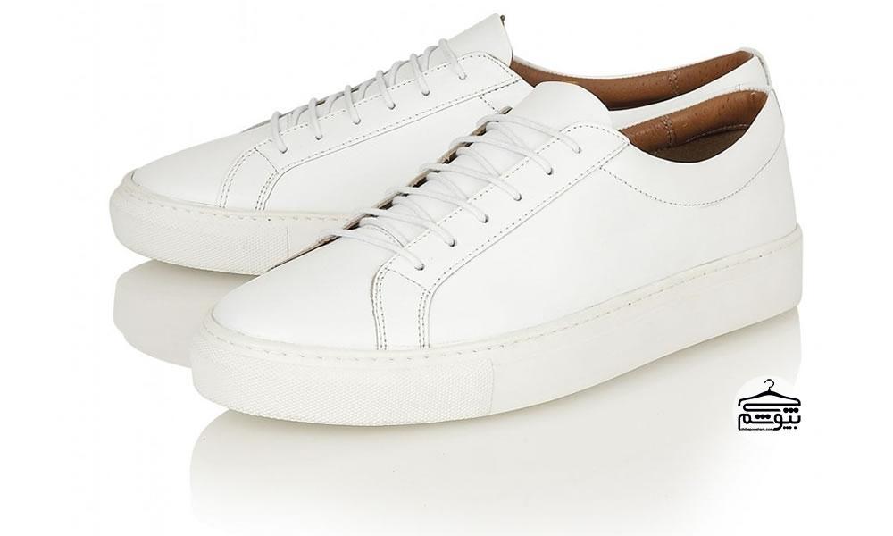 چند مدل کفش ساق دار مردانه