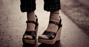 هر کفشی را با کدام جوراب بپوشم؟