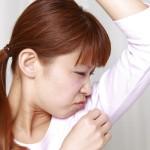 از بین بردن بوی عرق بدن
