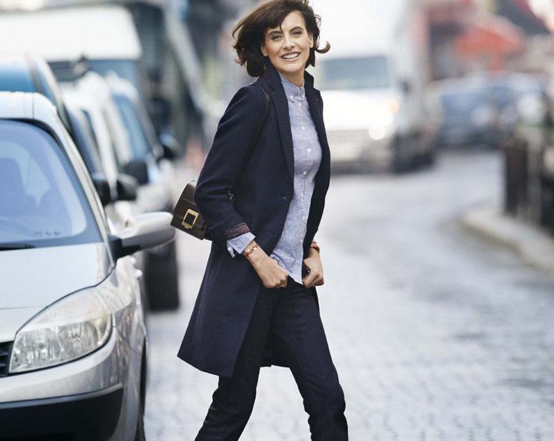 اصول خانمهای فرانسوی برای قدبلند شدن