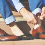 اصول پوشیدن کفش مردانه