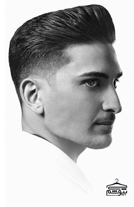 مدل موی مردانه مناسب پاییز