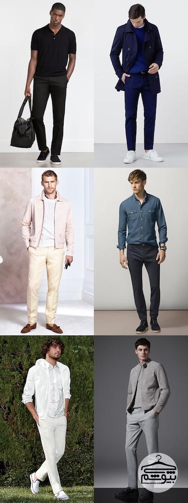 برای بلندتر دیده شدن اصولی لباس بپوشید