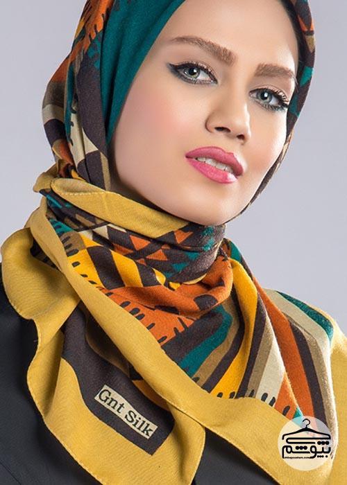 روسری مناسب خود را پیدا کنید