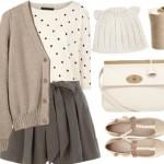 چند مدل لباس مجلسی پاییزی برای مهمانی