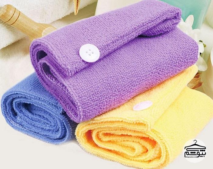 شش روش صاف کردن مو بدون حرارت