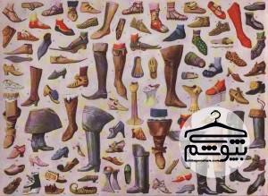 تاریخچه اختراع کفش