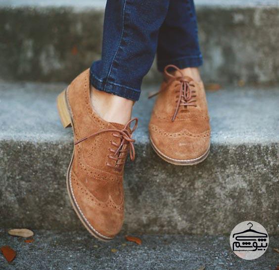 معرفی چند مدل کفش برای پاییز امسال