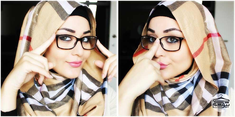 ۴ نکته برای جوانتر شدن با عینک