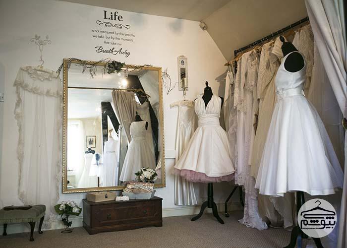 توصیههایی برای انتخاب لباس عروس