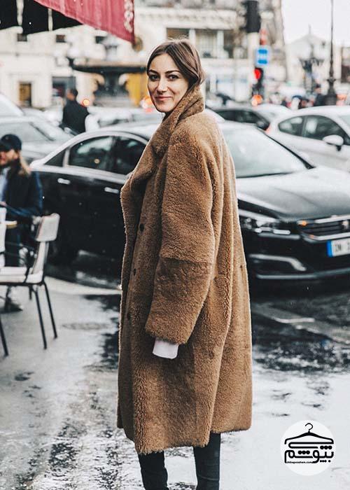 نکاتی برای لاغرتر نشان دادن اندام در لباسهای زمستانی