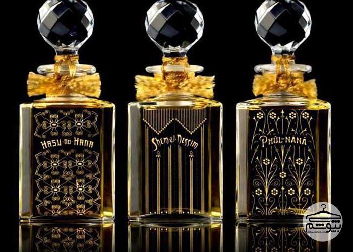 گرانترین برندهای عطر در جهان