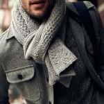 ۳ روش ساده برای بستن شال گردن مردانه