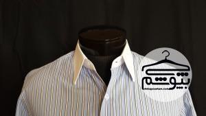 انتخاب یقه پیراهن مردانه متناسب فرم صورت