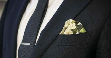 انتخاب صحیح دستمال جیبی