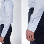 استاندارد طول آستین پیراهن مردانه چقدر است؟