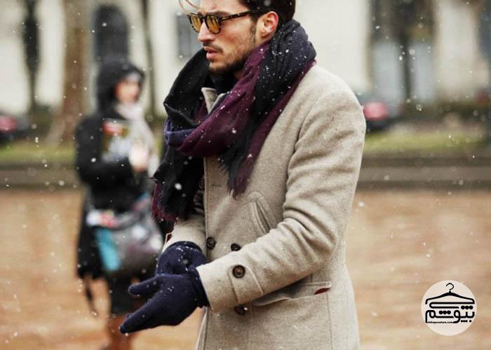 آقایان چطور نیم پالتو بپوشید