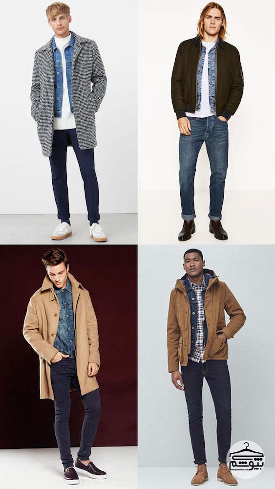 5 لباس زمستانی مردانه مناسب