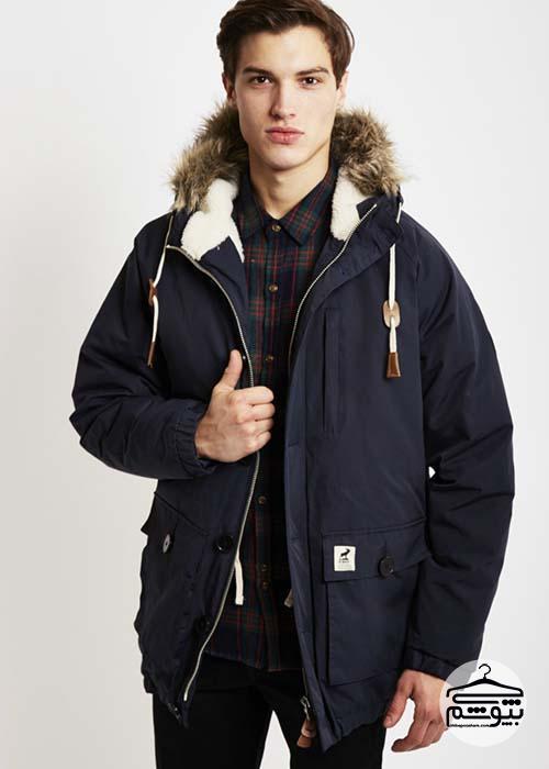 جدیدترین مدلهای لباس زمستانی مردانه