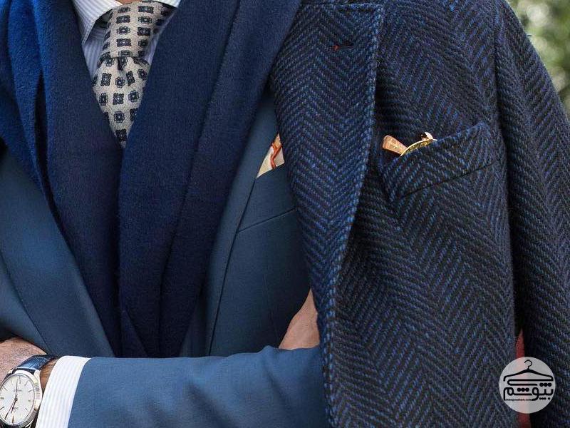 طرح جناغی انتخاب مردان شیک پوش