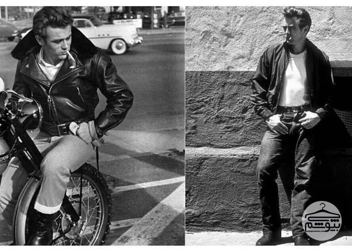 چطور مثل جیمز دین افسانهای لباس بپوشید