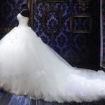 همه چیز درباره دنباله لباس عروس