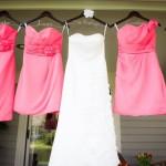 انتخاب لباس ساقدوش عروس
