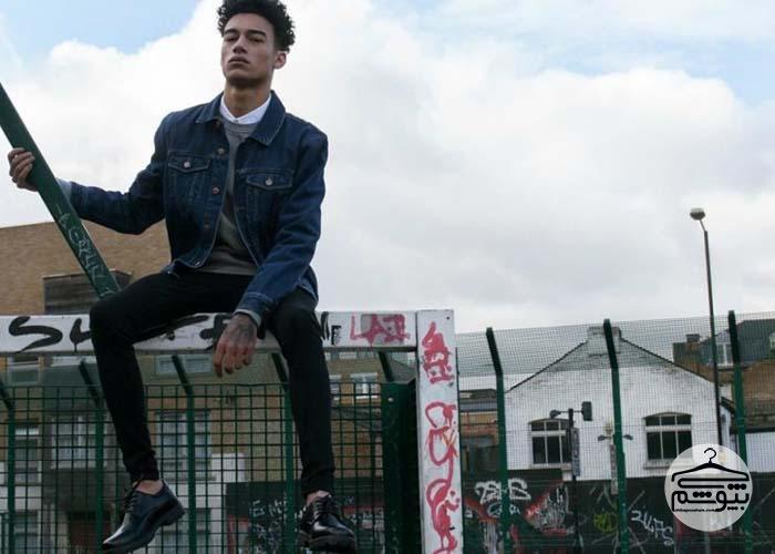 آقایان چطور شلوار جین تنگ بپوشند؟