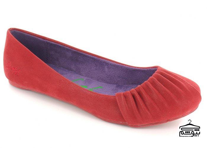 معرفی 4 مدل کفش دانشجویی دخترانه