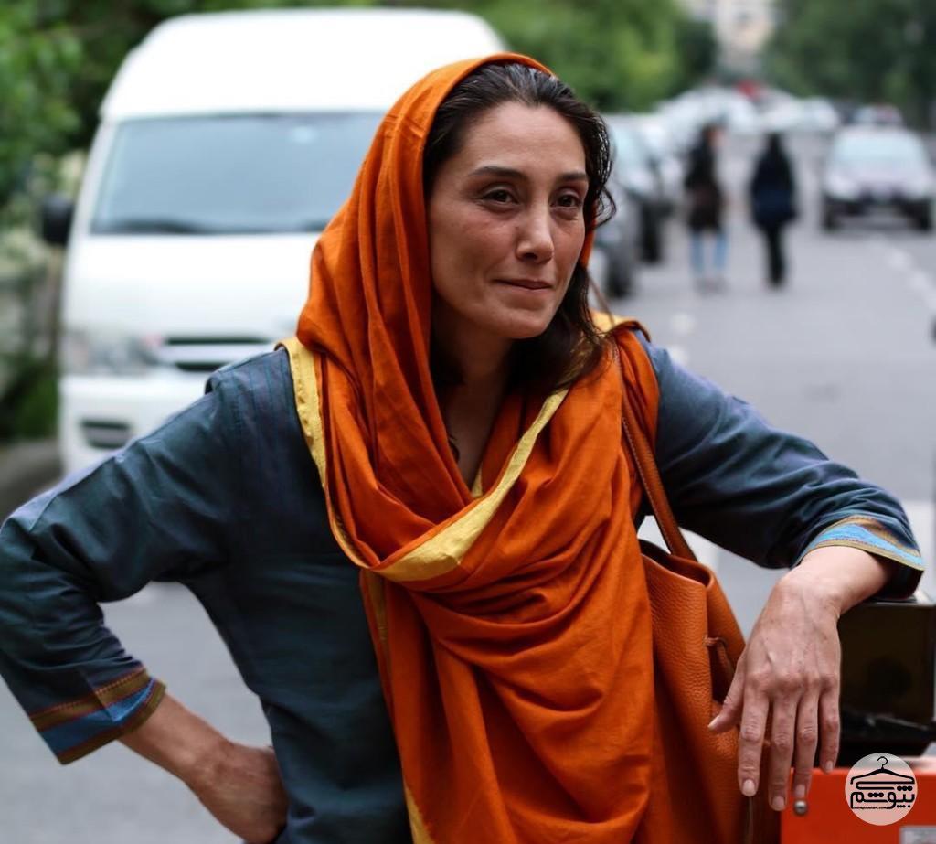 بررسی استایل هدیه تهرانی