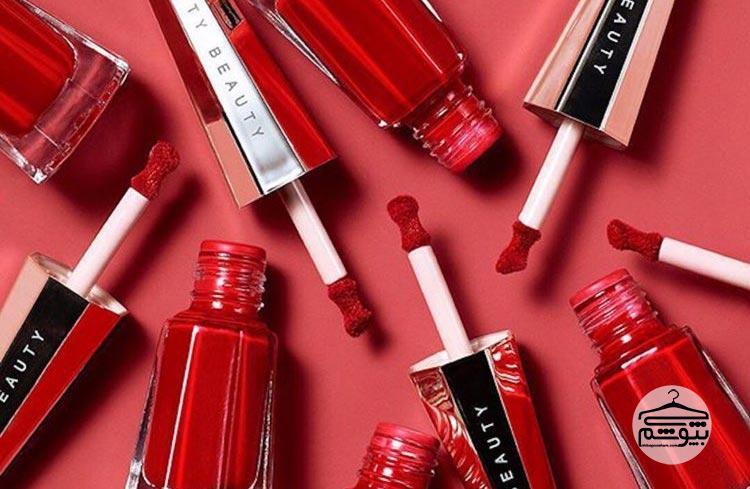 چگونه میتوانیم به شکلی زیبا و بینقص، رژ لب قرمز بزنیم؟