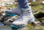 نکاتی برای پوشیدن کفش کوهنوردی زنانه