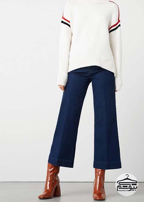شلوارهای جین مناسب خانمهای سی ساله