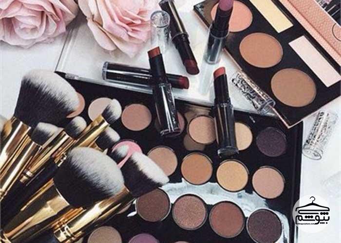 لیست خرید لوازم آرایشی برای عروس و داماد