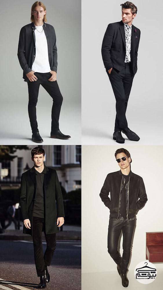 5 مدل بوت که آقایان باید داشته باشند