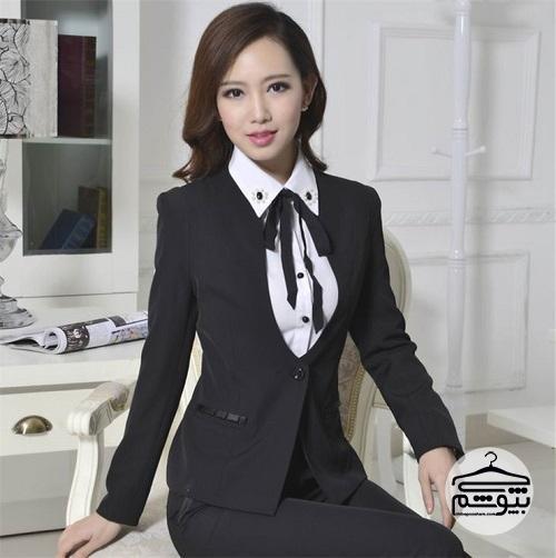 لباس مجلسی به سبک دختران کرهای