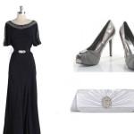 چطور لباس مجلسی بلند خود را کامل کنید