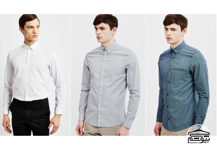 پیراهن مناسب برای شلوار جین مردانه
