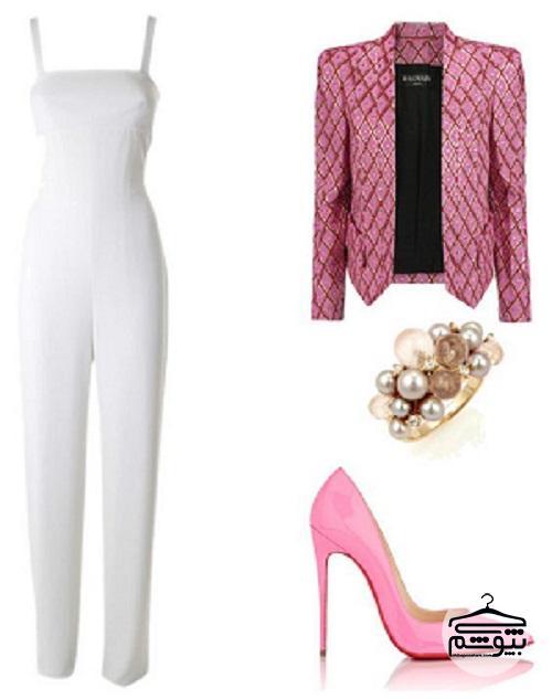 انتخاب کت و شلوار زنانه