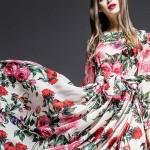 چطور لباس طرحدار بپوشید