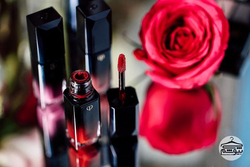 رژلب قرمز متناسب با رنگ پوست خود را انتخاب کنید