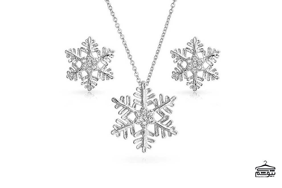 چطور در زمستان از جواهرات استفاده کنیم