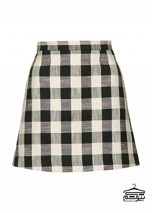 چطور دامن کوتاه بپوشیم؟