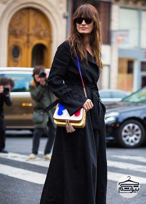 یک روش جالب فرانسوی برای انتخاب لباس