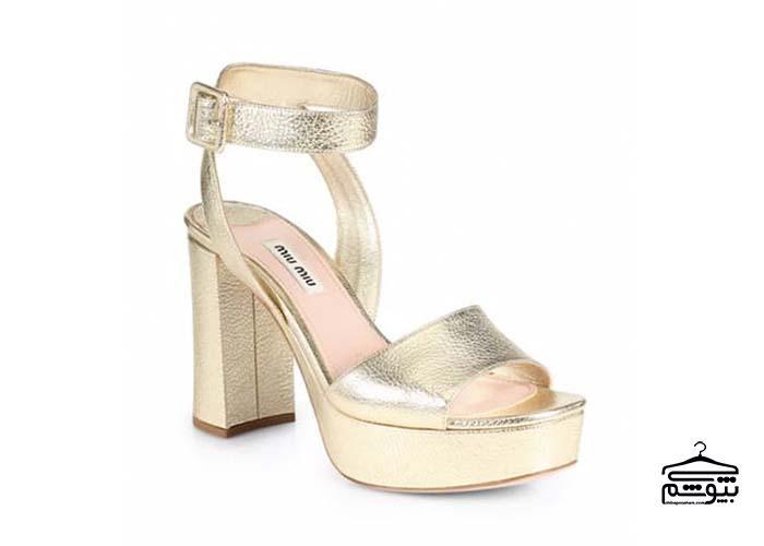 مدلهای متنوع کفش عروس