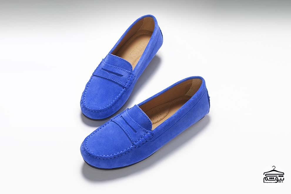 نکاتی برای پوشیدن کفش کالج زنانه