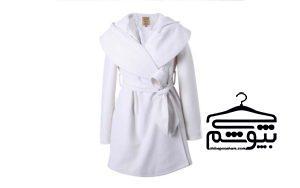 چند روش برای پوشیدن پالتوی سفید زنانه