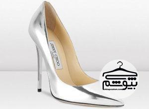 کفش مجلسی نقرهای را چطور ست کنیم؟